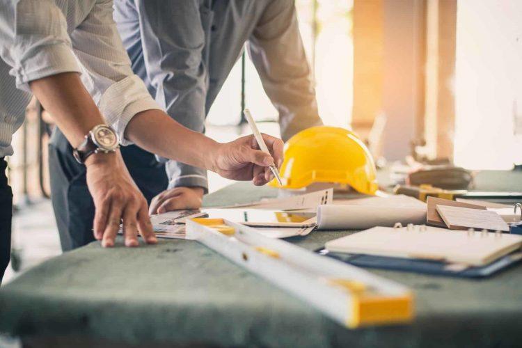 bygg planering ritning arkitekt byggledare